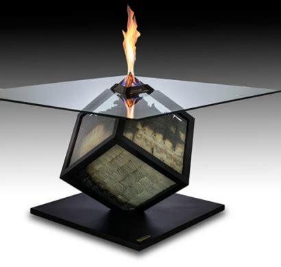 glas feuerstelle designer esstisch mit feuerstelle kaufkraft des geldes