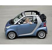 The Smart Fortwo Leads Top Of Most Loss Making Cars