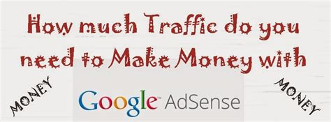 how much money do you give at a wedding how much traffic do you need to make money with adsense
