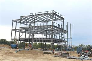 file steel frame commercial building under construction small a frame house plans small house plans a frame a