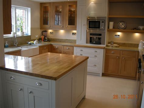 bespoke kitchen r jones building interior contractors