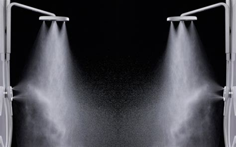 Water Reducing Shower by Nebia Shower Reducing Water Bills And Water Usage