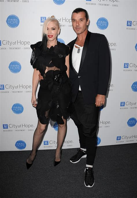 gwen stefanis marriage over gavin rossdale caught gwen stefani accuses ex husband gavin rossdale of having