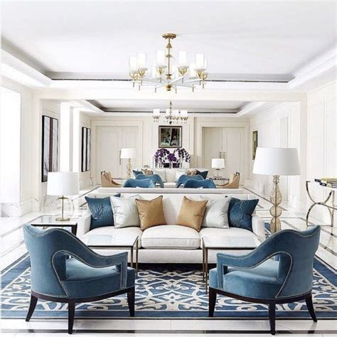 blue and gold home decor 25 best ideas about gold living rooms on gold