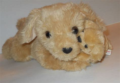 golden retriever puppy stuffed animal golden retriever baby puppy plush stuffed animal