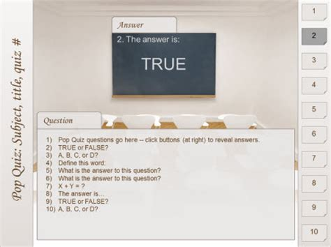 powerpoint quiz templates how to find free powerpoint e learning templates the