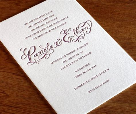 formal wedding invitation templates semi formal wedding invitation wording