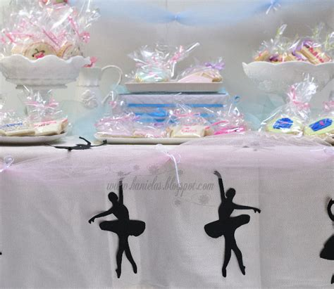 tutorial dance of dessert haniela s dance recital cookie dessert table