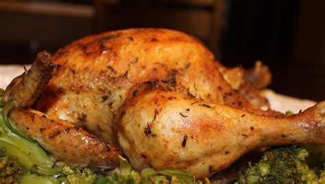 weekend winner parsley roasted crock pot chicken