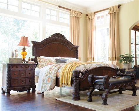 north shore panel bedroom set millennium  reviews furniture cart