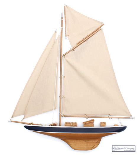sailing boat hull half hull sailing boat wall mounted gaff rig the