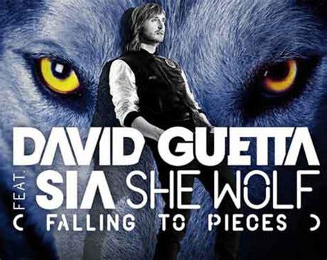 testo she wolf she wolf falling to pieces traduzione testo david