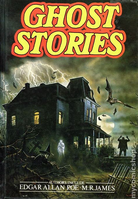 ghosts a haunted history books ghost stories hc 1984 cathay books comic books