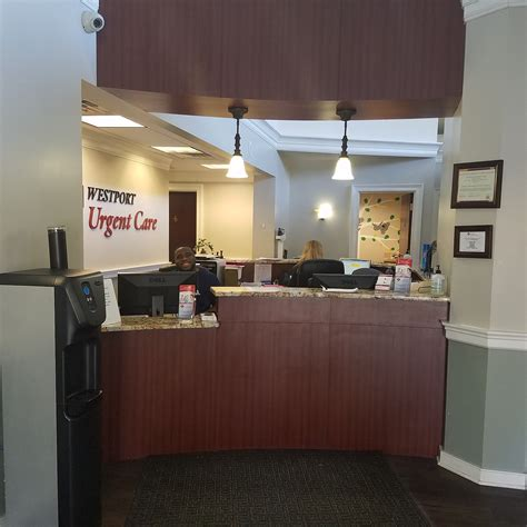 urgent care hiring front desk visual tour westport urgent care