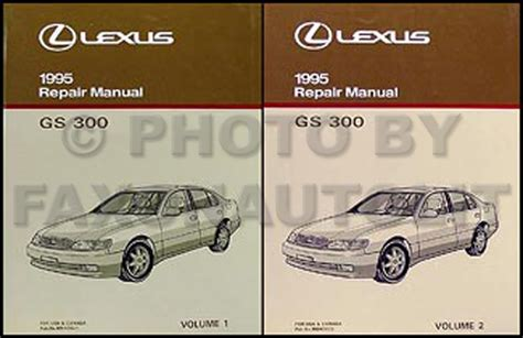 service manual car repair manuals download 1995 lexus ls electronic toll collection кузовные