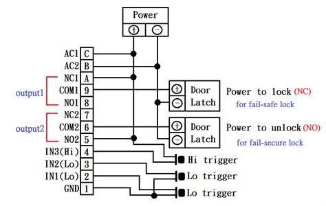 Access Relay by Door Relay Schematic Simple Hen House Door Controller