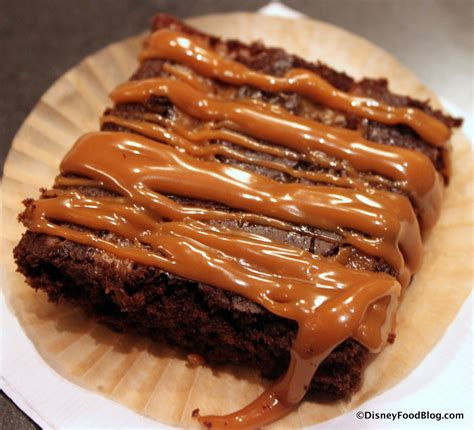 Karamell Kuche Epcot by Snack Series Caramel Brownie And Caramel Toffee At Epcot