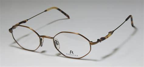 new rodenstock r2541 classic shape eyeglass frame glasses