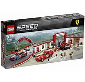 Lego Reveals Awesome 2018 Speed Champions Lineup