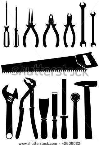 Carpentry Tools Google Search Tool Silhouettes Vectors Clipart Svg Templates Cutting Tools And Templates