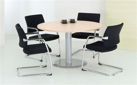 circular meeting room table disqus meeting conference or boardroom tables column disc base