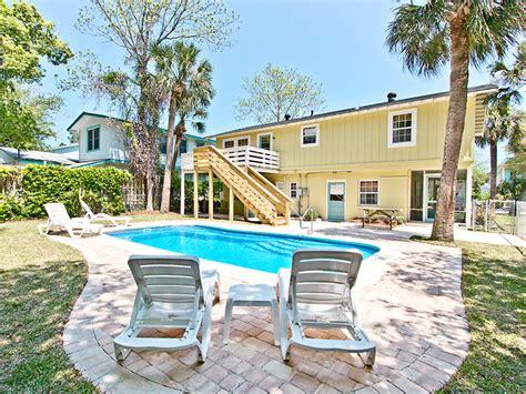 house rentals on tybee island pool homes on tybee island tybee vacation rentals