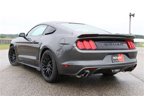 mustang roush rs 2017 roush mustang rs available for less than 30k