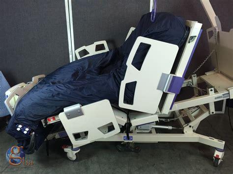 joerns bed joerns stryker bariatric hospital bed bari10a arise 1000ex low air loss mattress ebay