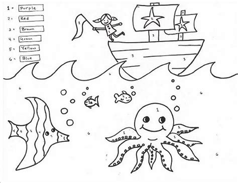 Coloring Pages For 1st Graders by Math Coloring Pages For 1st Grade Coloring Pages