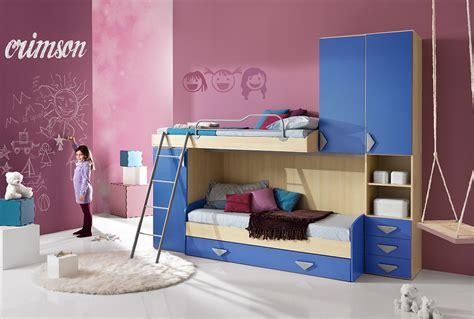 Colori Stanze Bambini by Cameretta Con Ponte A Soppalco Camerette A Prezzi