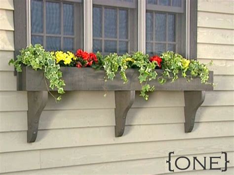 Window Planter Box Ideas by Ten Diy Window Box Planter Ideas With Free Building Plans