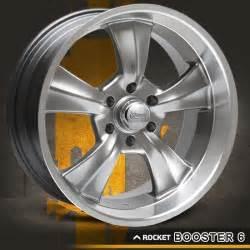 6 Lug Truck Drag Wheels Rocket Booster 6 Hyper Custom Image Corvettes
