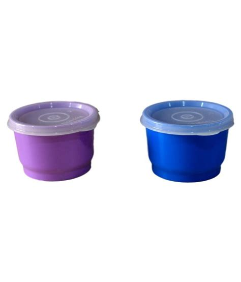 Tupperware Collection tupperware multicolor snack cup set of 2 available at