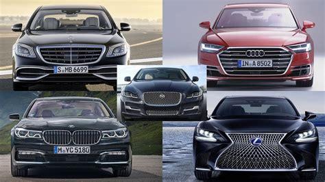 Size Luxury Sedans by Top 5 2018 Size Luxury Sedans
