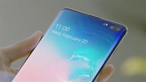 samsung announces galaxy s10 line of smartphones ign