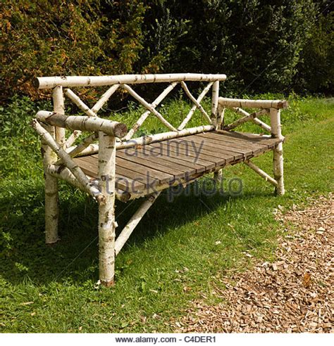 log bench seat bench wood rustic stock photos bench wood rustic stock