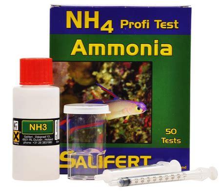 Sera Amonia Ammonia Test Kit seaview aquarium centre salifert ammonia test kit