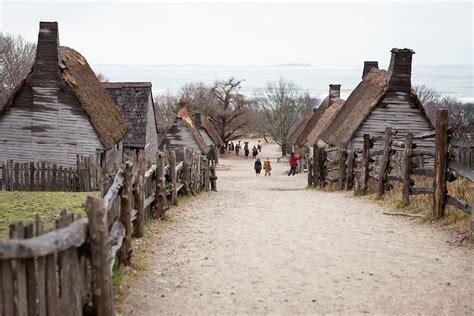 Dutch Colonial House Style the 17th century english village at plimoth plantation