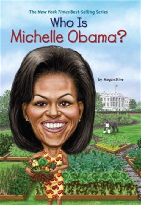 is she books who is obama by megan stine 9780448478630