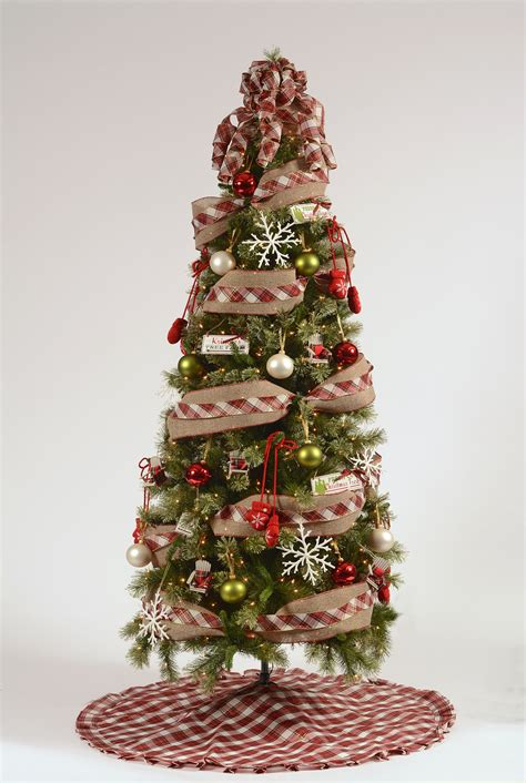69 pc christmas tidings themed complete tree decorating
