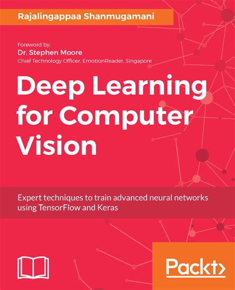 Computer Vision Models Learning And Inference Ebooke Book learning for computer vision packt books