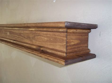 Rustic Fireplace Mantel Shelf by Rustic Fireplace Mantel Shelf Wall Shelf Wood Wall Shelf