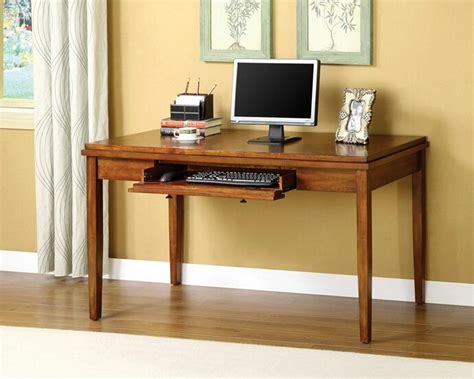 desk with slide out table pin by amb furniture on items for march 2014