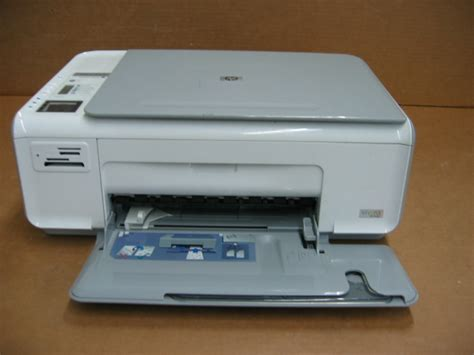Printer Hp C4280 hp photosmart c4280 all in one printer scanner copier ebay