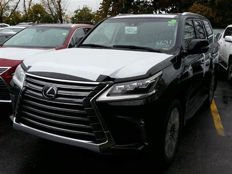 lexus black 2017 2017 lexus lx 570 black for 111645 in mississauga