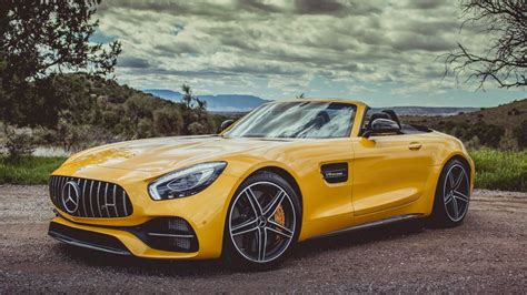 Mercedes Gt C Price by 2018 Mercedes Amg Gt C Roadster Speed And Sun In Amg S