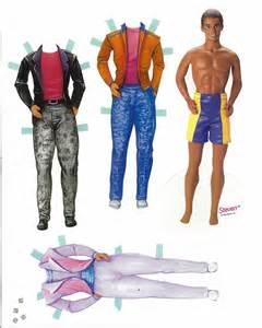 missy paper dolls barbie paper dolls