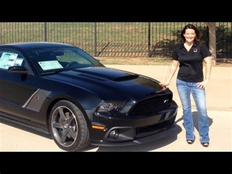 roush stage  mustang  rogers ford  midland texas   youtube