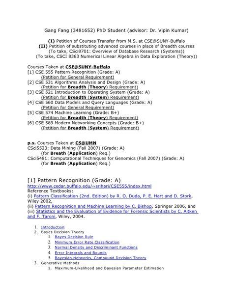 phd change advisor gang fang 3481652 phd student advisor dr vipin kumar doc