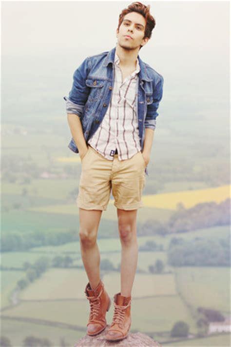 mens boots with shorts s topman boots denim topman jackets gap shirts